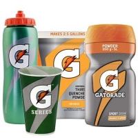 Gatorade Orange Set